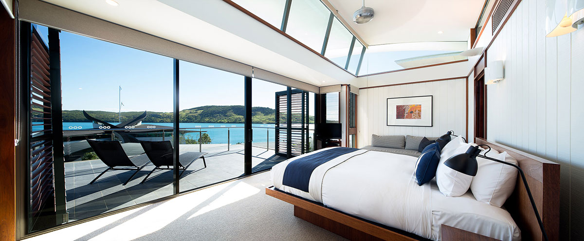 hamilton Island luxury villa holiday home