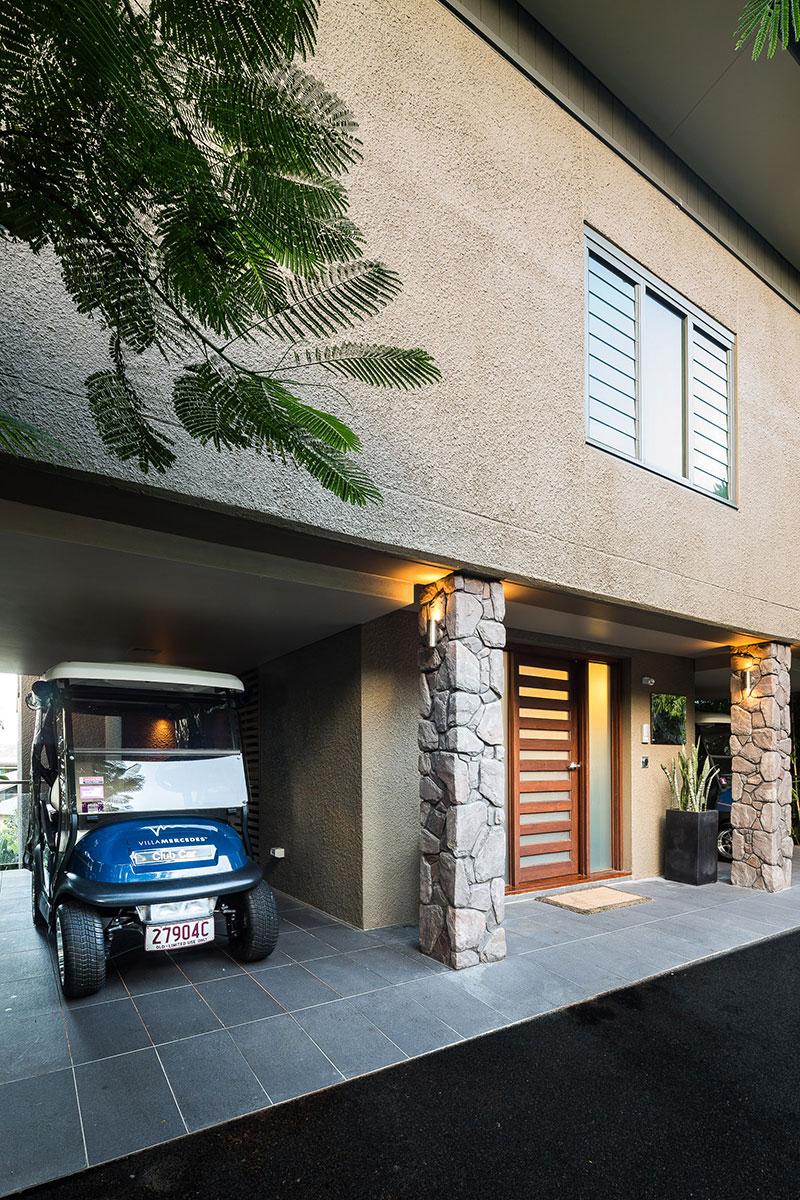 hamilton Island luxury house rental