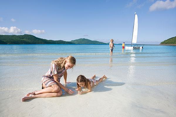 Hamilton Island villa mercedes beach holiday