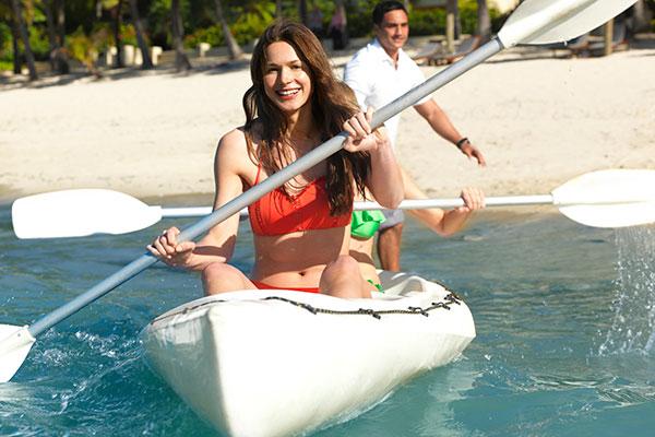 Hamilton Island villa mercedes luxury holiday fun