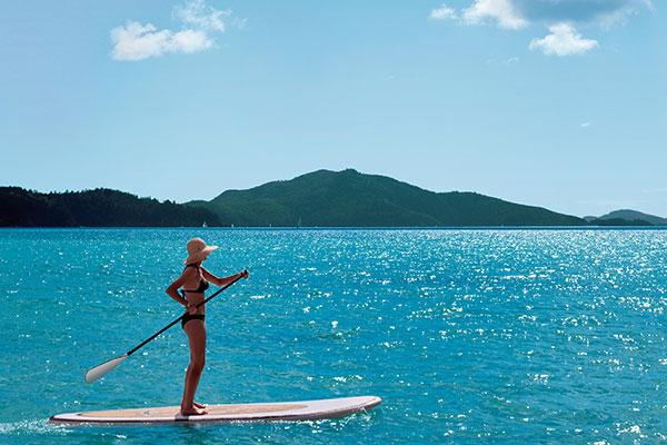 Hamilton Island villa mercedes luxury holiday home